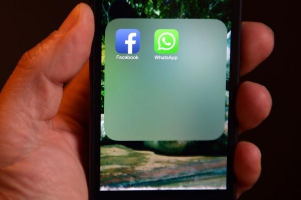 La aplicación WhatsApp fue adquirida por Facebook en 2014.
