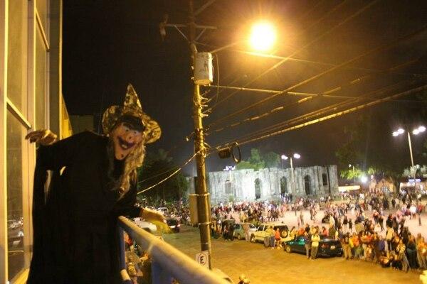 La Plaza Mayor de Cartago se llenará este fin de semana de leyendas costarricenses.
