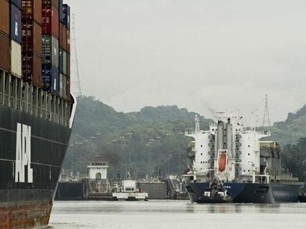 Canal llegaría a competir con el de Panamá, cuyo gobierno descarta una 'preocupación inmediata'. | AP.