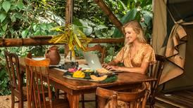 Nómadas digitales serán el objetivo de una campaña conjunta para que visiten Costa Rica
