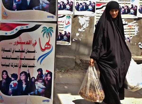 El trato que reciben las mujeres en Irán es otro de los temas que tendrá que enfrentar el nuevo presidente