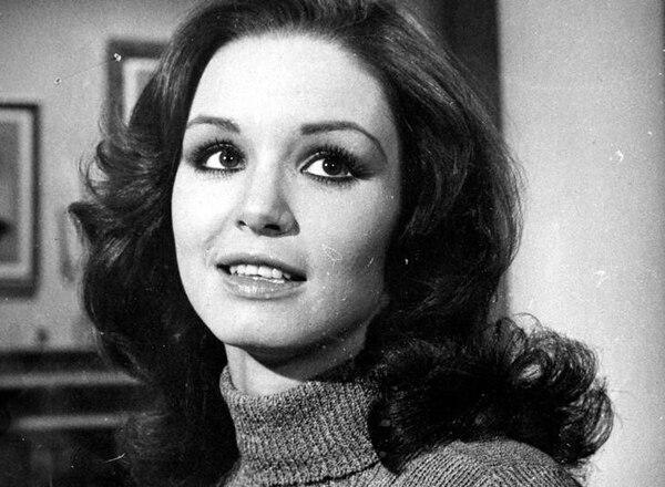Alma Muriel debutó en el cine en la comedia de 1969 'Lío de faldas'. Posteriormente obtuvo papeles protagónicos y secundarios en decenas de melodramas y comedias. | GDA / EL UNIVERSAL.