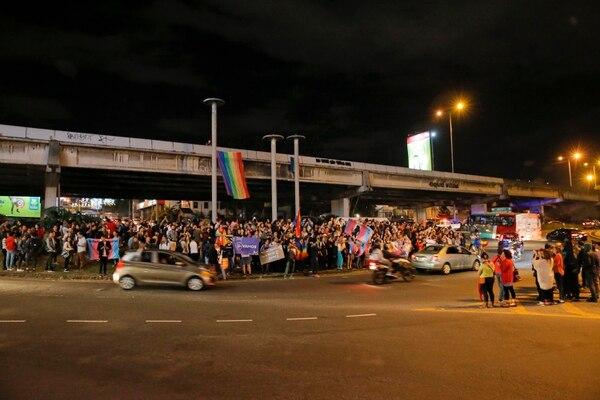 Celebración LGBTI por fallo de CIDH Foto: Mayela López