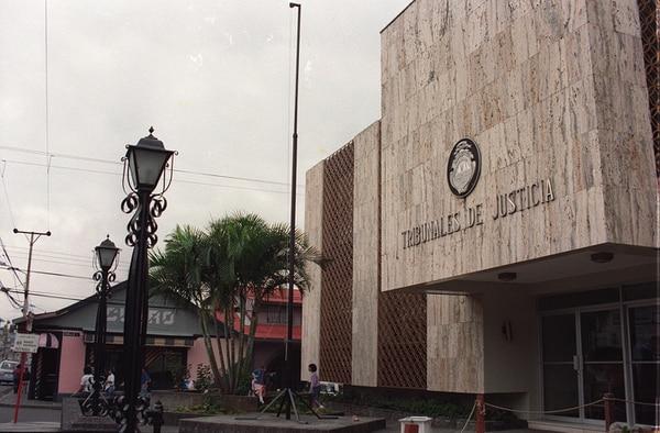 El Juzgado Penal de Heredia acogió una solicitud de la Fiscalía y ordenó la apertura a juicio contra Herrera. Foto: Archivo