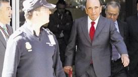Banqueros  testifican por hundimiento de Bankia
