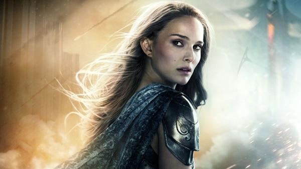 Natalie Portman se convertirá en la primera Thor mujer. Foto: Marvel