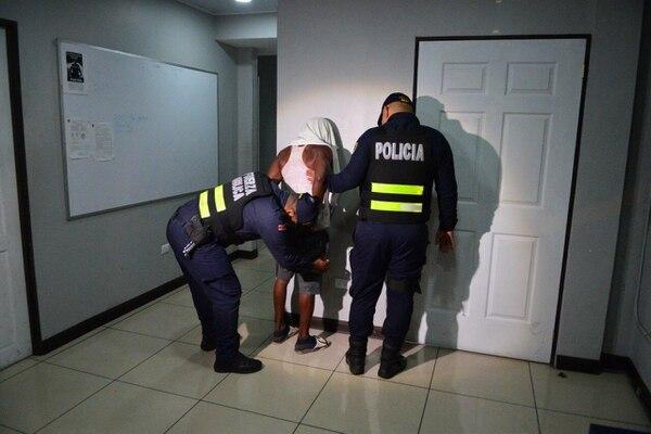 Wilson fue arrestado por la Policía después de agredir a su hermana y asesinar al perro. Foto: Archivo/ MSP para LN