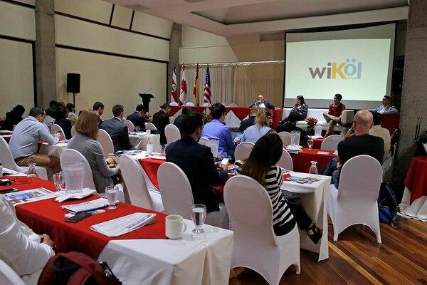 La Cámara de Comercio Diversa de Costa Rica realiza, durante todo este 4 de setiembre, la Trade Mission Costa Rica LGBTI 2017, donde empresarios de diversos países buscan negocios con empresas costarricenses. Se realiza en el hotel Radisson San José.