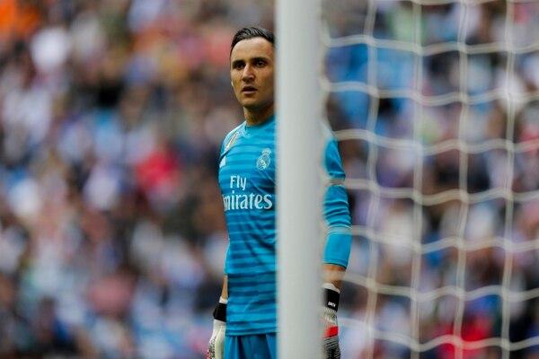 El fútbol a menudo es capaz de cegar la razón. Keylor Navas tiene razones absolutamente de peso para no estar en la Copa América. FOTO AP