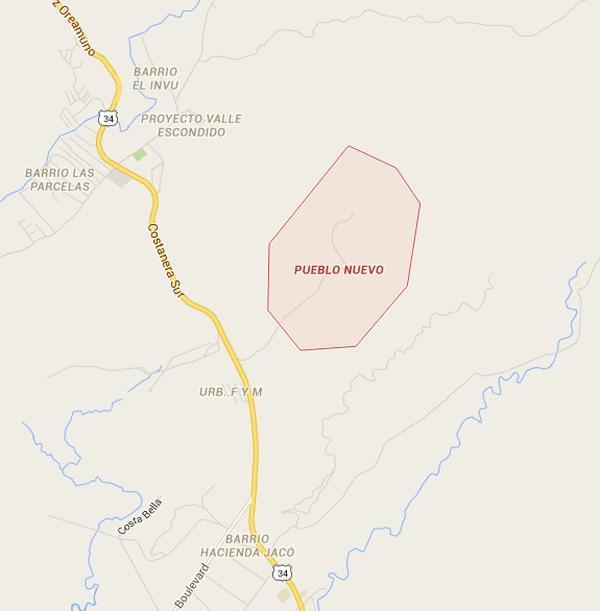 Un oficial de la Fuerza Pública fue detenido este lunes en horas de la tarde en Pueblo Nuevo de Puntarenas por ser sospechoso de abusar de su sobrina de unos seis años.