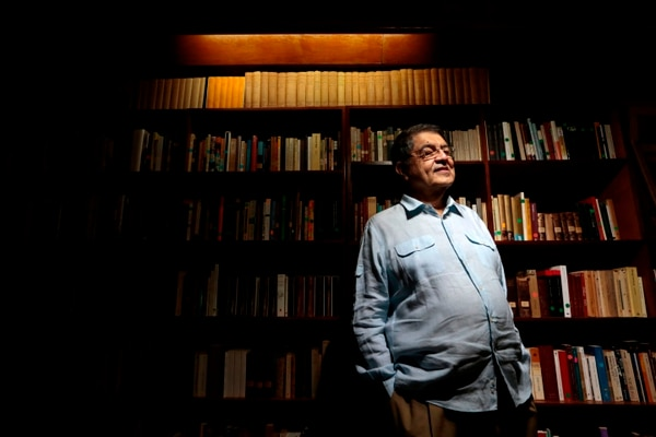 Sergio Ramírez (Masatepe, Nicaragua, 1942) es autor de libros como 'Adiós muchachos', 'Castigo divino' y 'Margarita, está linda la mar'. Foto: AFP.