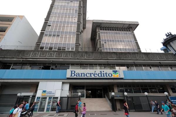 El cierre de sucursales fue una de las principales razones que generó el incremento del saldo de morosidad de Bancrédito.
