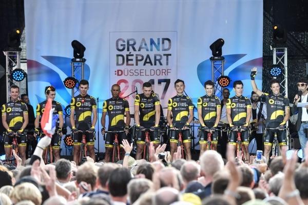 Direct Energie reúne a nueve ciclistas franceses.