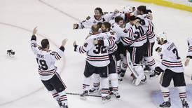 Los Blackhawks de Chicago ganan el campeonato de la NHL