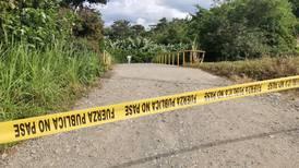 Dirigente comunal muere en confusa balacera en Valle La Estrella