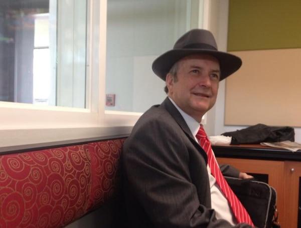El diputado del PAC, Ottón Solís Fallas, participó este miércoles en una entrevista en ADN Radio 90.7FM.
