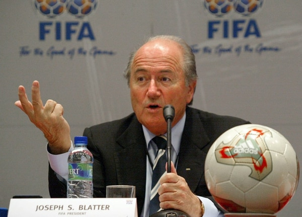 Joseph Blatter quiere implementar cambios luego de Brasil 2014.