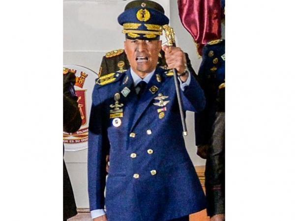 Pedro Alberto Juliac Lartiguez, Comandante general de la Fuerza Aérea