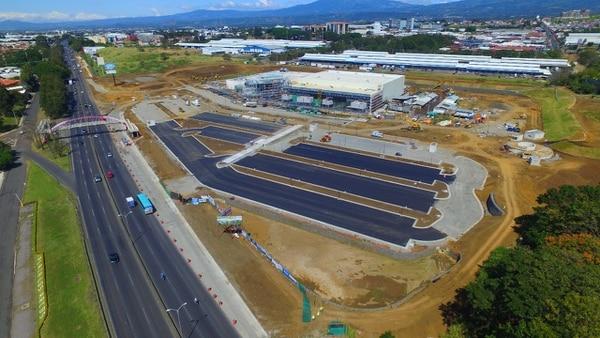 El Centro Nacional de Congresos y Convenciones será la sede de la Expotur 2018. En enero pasado la construcción estaba en el 90%, según el Instituto Costarricense de Turismo (ICT). (Fotos cortesía del ICT).