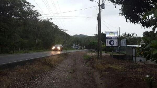 En El Llano de Santa Cruz ayer llovió fuerte y este jueves a las 5:33 p. m. comenzó a llover de nuevo. Los pamperos esperaban con ansia las lluvias.