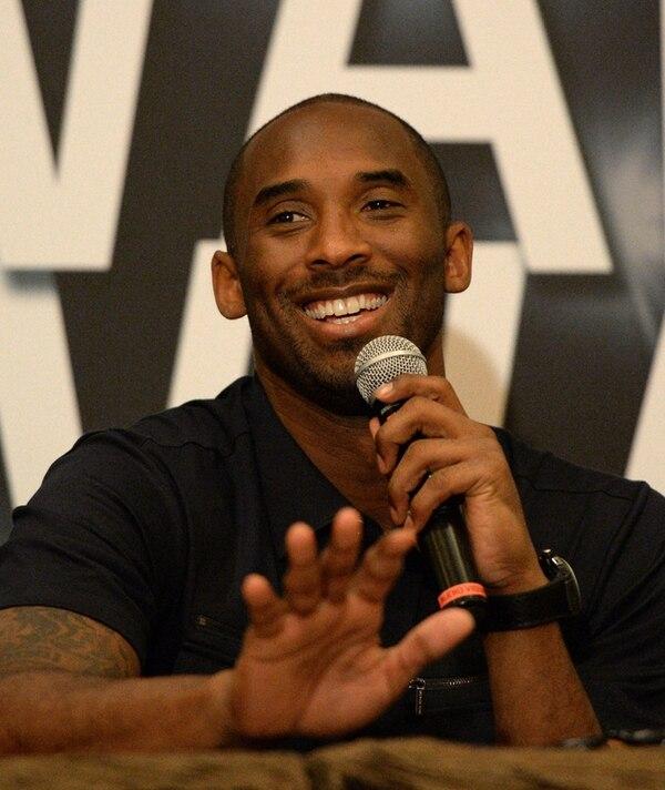 Bryant sigue preparando su regreso y ya entrena con el equipo. | AFP