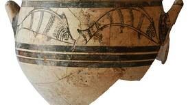 Descubierta lujosa tumba de la Edad de Bronce