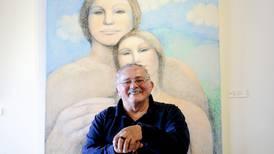 Para Fernando Carballo,  el arte  es una   forma de amar al mundo