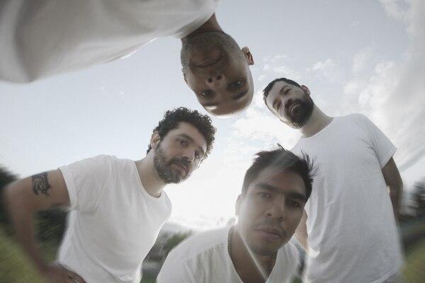 Grupo nacional Hijos estrenará su segundo álbum Sol Naciente. Foto: Andrés Orozco