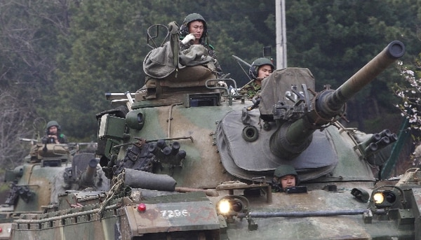 El pasado 30 de abril ambos países unieron fuerzas armadas en Corea del Sur.