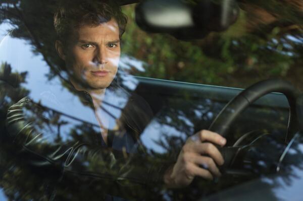 El multimillonario Christian Grey es protagonizado por el Jamie Dornan.