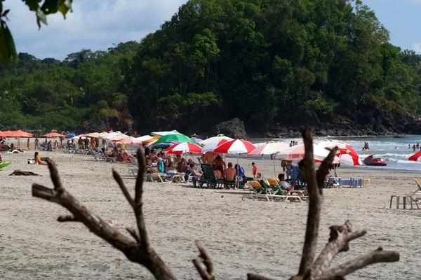 Manuel Antonio es uno de los términos más buscados por estadounidenses que utilizan Google, para informarse sobre Costa Rica. | ARCHIVO.