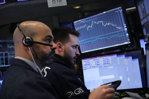 Los rendimientos de los bonos subieron luego que el gobierno estadounidense informó que los precios al consumidor habían sumido más de lo esperado en enero. Archivo.