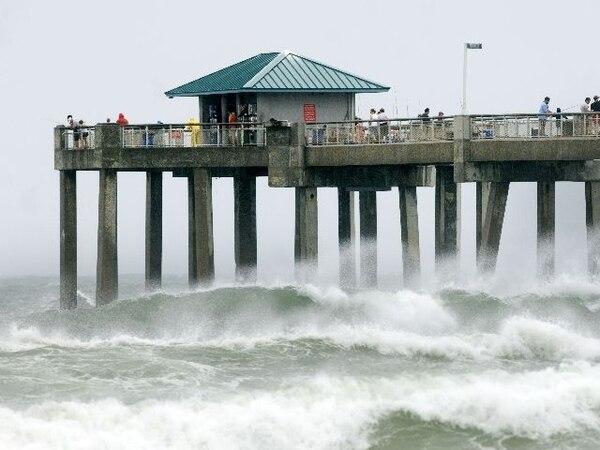 La tormenta Debby ha causado fuertes vientos en Florida. | AP.