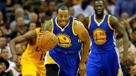 Andre Iguodala le devolvió la combatividad a los Warriors para empatar las finales de la NBA