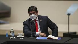 Ministra Dinarte interpone acción de inconstitucionalidad por 'interpelación velada' al presidente