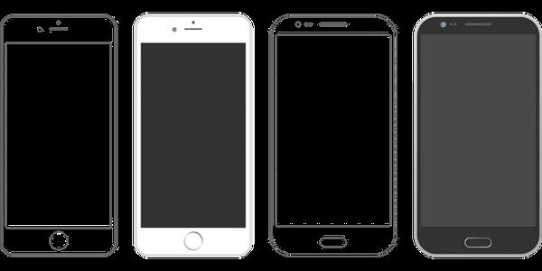 Los expertos consideran que en este momento ya no hay grandes diferencias entre dispositivos con iOS y Android. (Foto: Pixabay)