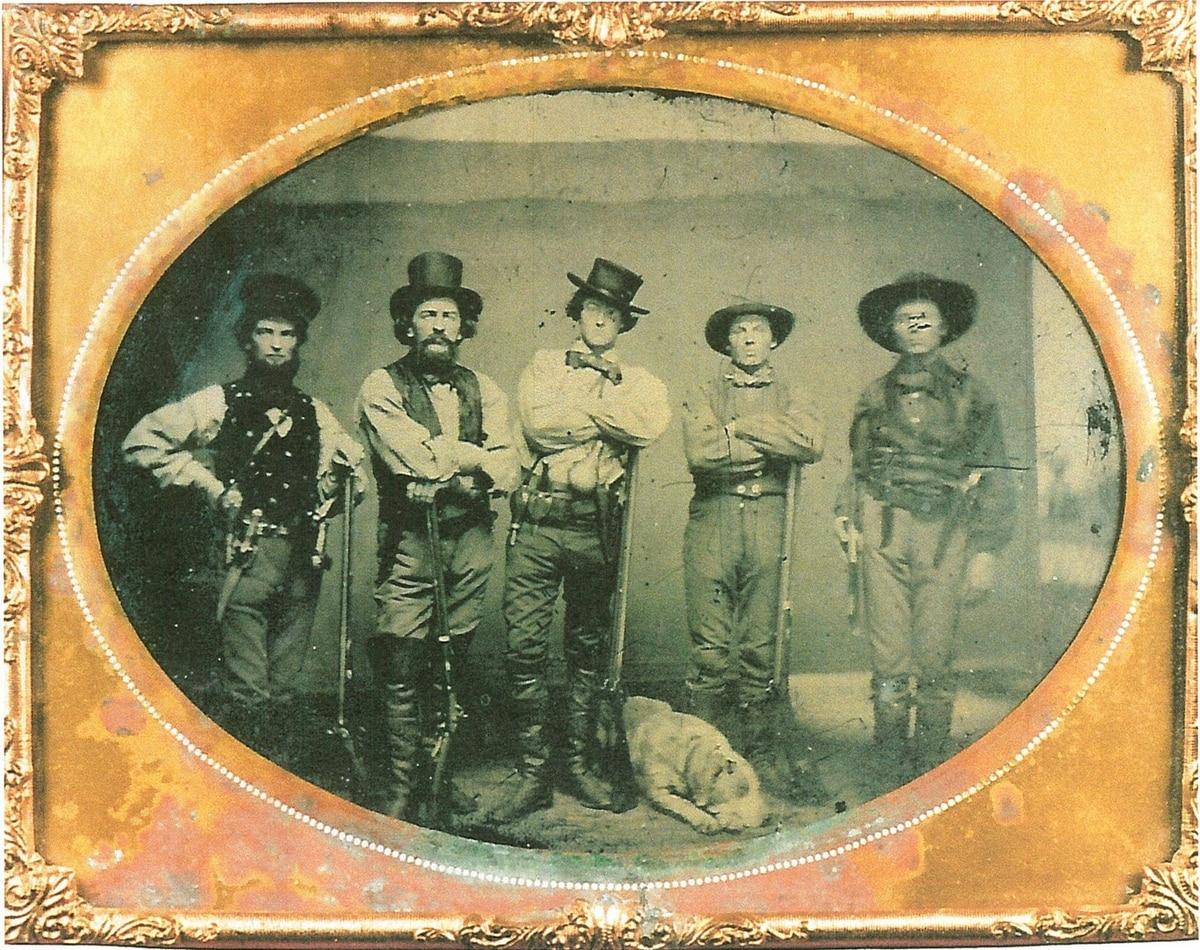 Viva El Paso >> Exposición cuenta cómo eran los filibusteros de la Campaña Nacional - La Nación