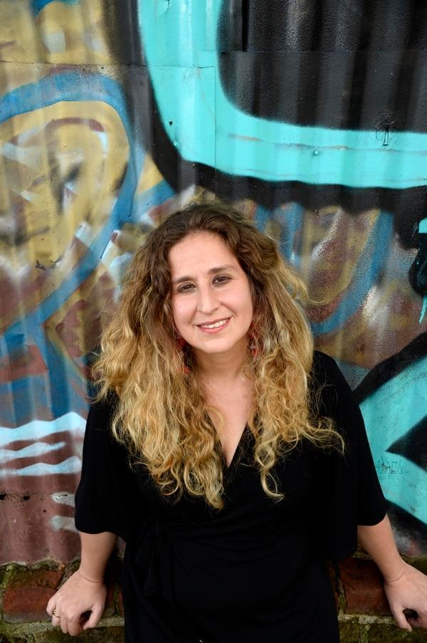 Carla Pravisani vive en Costa Rica desde su adolescencia. Ella es directora de arte y escritora. Foto: Diana Méndez.