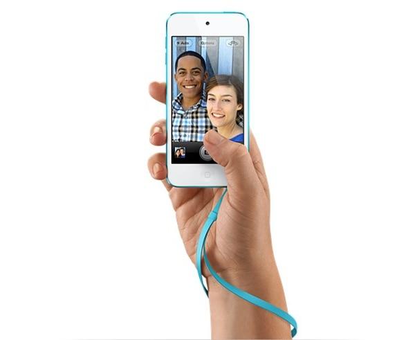 Apple, fabricante del iPod Nano como este en la imagen, desea pasar de los dedos de sus clientes a sus muñecas con su próxima invención.