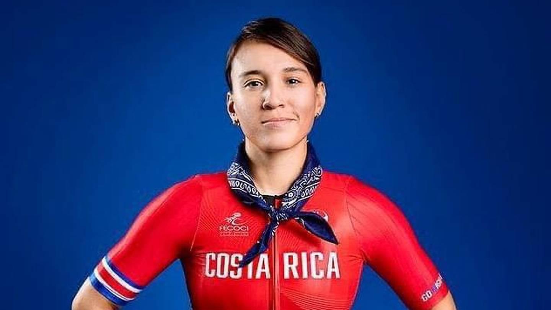 María José Vargas, ciclista nacional, Juegos Olímpicos