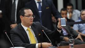 Presidente legislativo pide a Fiscalía criterio para reproducir expediente de magistrado Gamboa