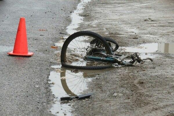 Solo en el mes de julio murieron más ciclistas que en todo el semestre previo. En Osa fue uno de los accidentes letales.