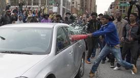 Baltimore: Furia en la calle