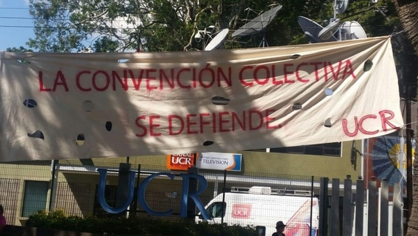 Las partes acordaron prorrogar hasta setiembre la actual convención colectiva para tener tiempo de negociar.