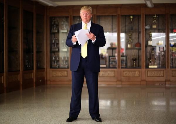 Donald Trump: El eco de las palabras