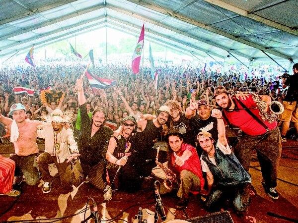 miles presenciaron el concierto de Sonámbulo en el Austin City Limits Festival. Pablo Cambronero.El 13 de octubre,