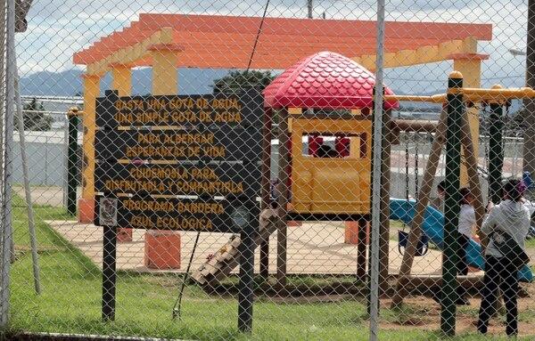 El Centro Cívico para la Paz de Guararí fue creado en el 2017 con el objetivo de alejar a los niños y jóvenes de la delincuencia. Foto: Alonso Tenorio