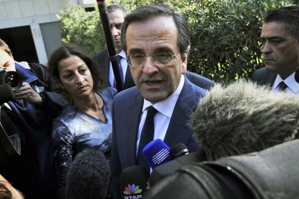El primer ministro griego hará el pedido a la canciller alemana, Angela Merkel, y al presidente francés, Francois Hollande, informó el Financial Times. | ARCHIVO