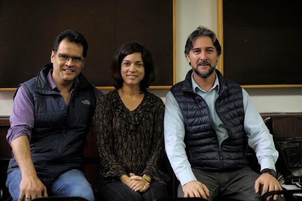 Voz. Fitzgerald Ramos, Bárbara Llanes y Juan Antonio de Dompablo. José Díaz.