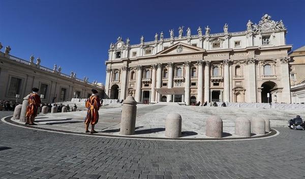 El Vaticano ha dicho en varias ocasiones que coopera con la policía italiana para resolver el enigma de los restos. Foto: Archivo